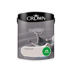 Crown Silk Cloud Brst 5L