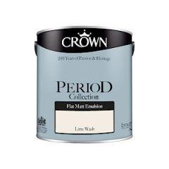 Period Flat Matt 2.5L Lime Wash