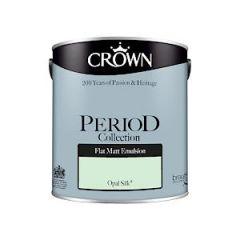 Period Flat Matt 2.5L Opal Silk