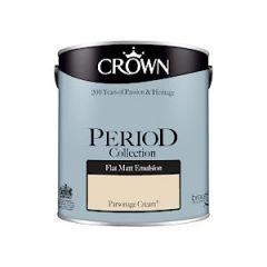 Period Flat Matt 2.5L Parson Crm