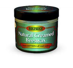 Briwax Beeswax Cream Polish 250Ml