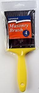 4 Masonry Brush