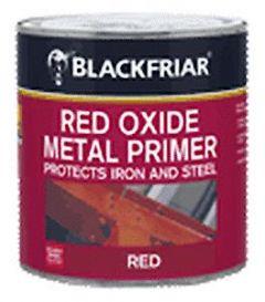 B/F Red Oxide Metal Primer- 500Ml