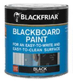 B/F Blackboard Paint - 250Ml