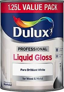 DX LIQUID GLOSS Pure Brilliant White        750ML