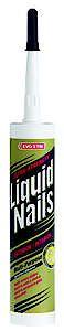 Liquid Nails Solvented C20 Cartridge
