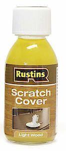 Rustins Scratch Cover Light 125Ml*