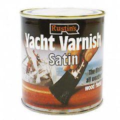Yacht Varnish Satin 1Ltr