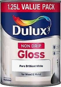 DX ND GLOSS Pure Brilliant White            1.25L