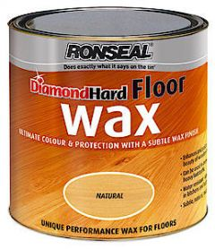 Diamond Hard Floor Wax Natural 2.5L