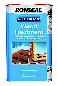 Multi Purpose Wood Treatment 5L