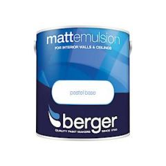 Berger Matt Pastel Base 2.5L