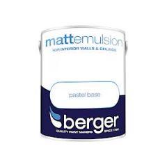Berger Matt Pastel Base 5L