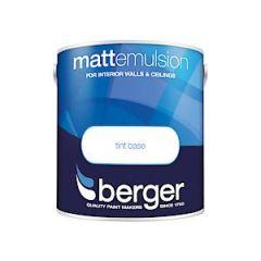 Berger Matt Tint Base 2.5L
