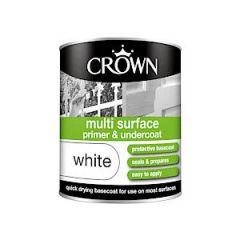 2In1 Quick Dry Mulitrei Surface Primer/U'c - 750Ml - White