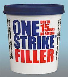 One Strike Filler 1Ltr