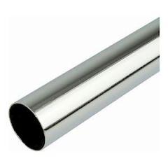 Chrome Tube 25Mm X 1800Mm