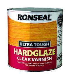 Ultra Tough Varnish Hardglaze 750Ml