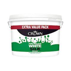 Crown Non Breatheasy Silk - 7.5Litre - Pbw
