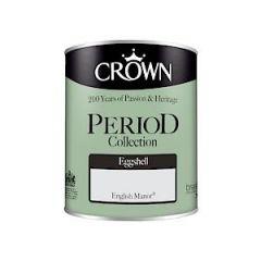 Crown Per Eggshell Eng Manor 750Ml