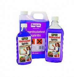 Rustins Methylated Spirit 500Ml