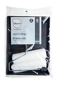 9 Harris Essentials Roller Set 2 Sleeve
