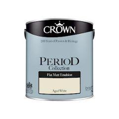 Period Flat Matt 2.5L Aged White