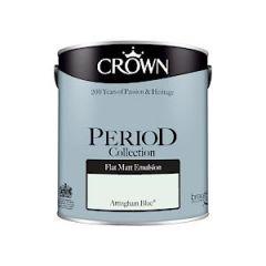 Period Flat Matt 2.5L Atting Blue