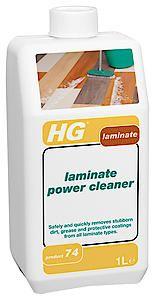134 - Hg Laminate Power Cleaner 1L