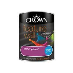 Crown Feature Wall Scrumtious 1.25L