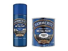Hm Metal Paint Smooth Black 33% Free 1L