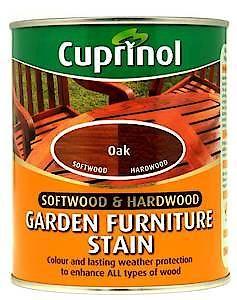 Cx Garden Furniture Stain Oak 750Ml