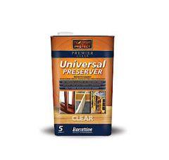 Barrettine Nourish & Protect Universal Wood Preserver Clear 1L