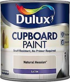 Du Cupboard Paint Pure Brilliant White 600Ml