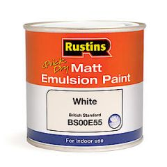 Matt Emulsion White 250Ml *Discontinued*