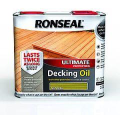 Ultimate Decking Oil Natural 2.5L