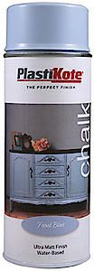 Frost Blue Chalk Finish 6 Cans