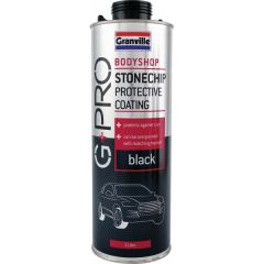 Stone Chip Protective Coating Black 1 Litre