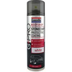 Stone Chip Protective Coating White 500Ml