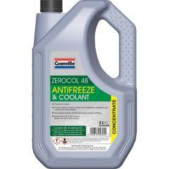 Zerocol 48 Antifreeze Coolant 5 Litre