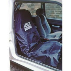 Front Seat Protector Blue