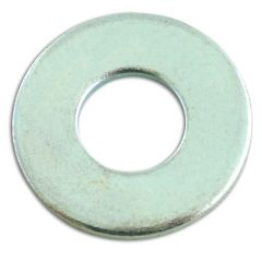 Zinc Plated Washers Form C Flat M8 Pack Of 500