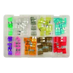Fuses Standard Blade Assorted Box Qty 80