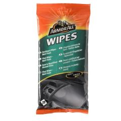 Dashboard Wipes Matt Finish Pack Of 20