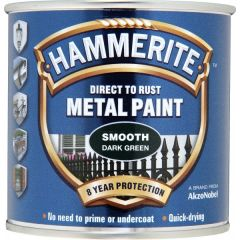 Direct To Rust Metal Paint Smooth Green 250Ml