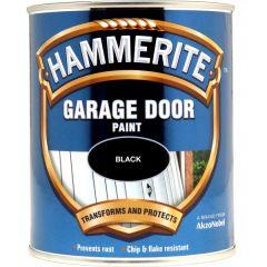 Garage Door Paint Black 750Ml