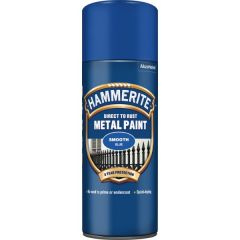 Direct To Rust Metal Paint Smooth Blue 400Ml