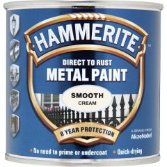 Direct To Rust Metal Paint Smooth Cream 250Ml
