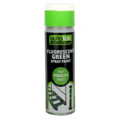 Aerosol Paint Fluorescent Green 500Ml
