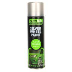 Wheel Paint Silver 500Ml